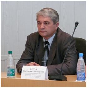 Выпускник МАН Искатель 1975 года, профессор К.А. Ефетов