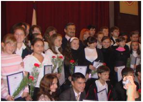 Стипендиаты Совета министров Автономной Республики Крым 2010 года