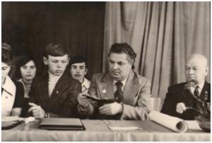 1978 год. XVI сессия МАН «Искатель»