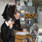 Операторы коллективной радиостанции