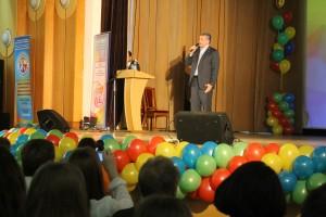 Приветствие  Главы Республики Крым Сергея Аксенова