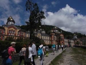 Экскурсия в монастырь