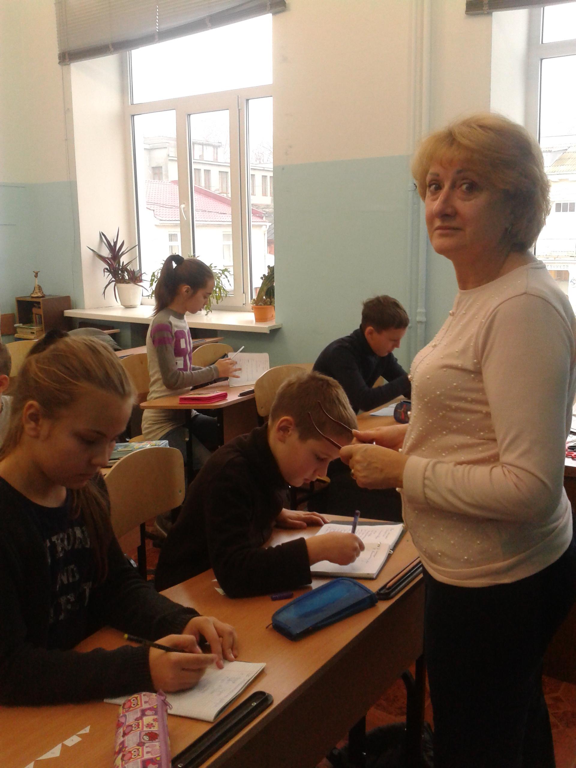 Никто не учит лучше решать логические задачи, чем Ольга Болеславовна Яновская
