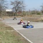 Автомобильный спорт (картинг)