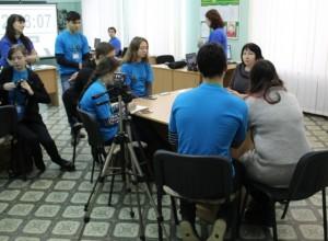 Пресс-конференция с Ириной Брязгуновой